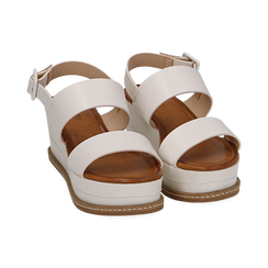 WOMEN SHOES WEDGE ECO-LEATHER BIAN, Chaussures, 154926601EPBIAN036, 002 preview