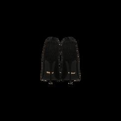 Décolleté nere con pon-pon, tacco stiletto 11,5 cm, Primadonna, 122100530MFNERO, 003 preview