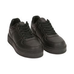 Sneakers nere , Primadonna, 170101907EPNERO035, 002 preview