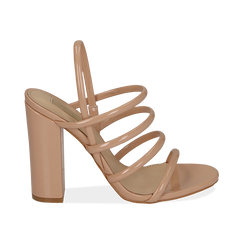 WOMEN SHOES SANDAL EP-PATENT NUDE, PROMOTIONS, 152760849VENUDE038, 001 preview