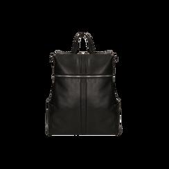Sac à dos noir bottalato, Primadonna, 16F500014ELNEROUNI, 001 preview