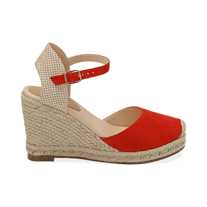 WOMEN SHOES ESPADRILLAS MICROFIBER CORA, Chaussures, 154922102MFCORA036