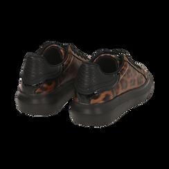 Sneakers léopard , Primadonna, 162602011EPLEMA035, 004 preview
