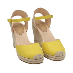 WOMEN SHOES ESPADRILLAS MICROFIBER GIAL, Chaussures, 154922102MFGIAL035, 002a