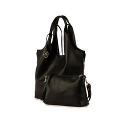 Maxi-bag nera, Borse, 155702557EPNEROUNI, 004 preview