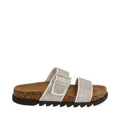 Zapatillas blancas con pedrería, Primadonna, 174701113ETBIAN036, 001a