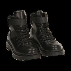 Amphibiens noirs hiking, Primadonna, 160685307EPNERO035, 002 preview