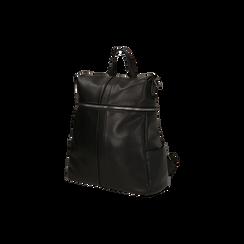 Sac à dos noir bottalato, Primadonna, 16F500014ELNEROUNI, 002 preview