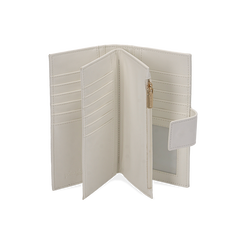 Portafogli bianco, Borse, 155122158EPBIANUNI, 003 preview