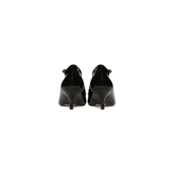 Décolleté nere kitten heels in vernice, tacco 3 cm, Scarpe, 124951721VENERO, 003 preview