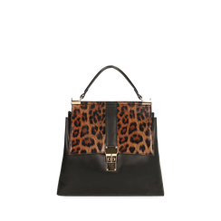 Borsa leopard , Primadonna, 16D984147EPLEMAUNI, 001a