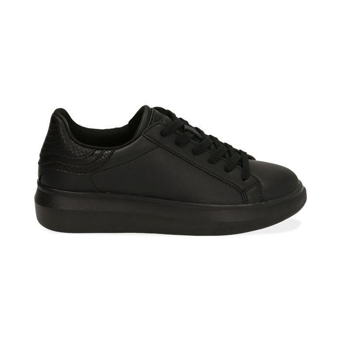 Sneakers nere , Primadonna, 162602011EPNERO040