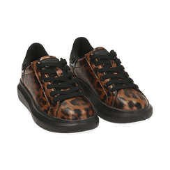Sneakers léopard , Primadonna, 162602011EPLEMA035, 002 preview