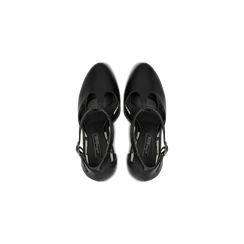 Décolleté Charleston nere, tacco 13,5 cm, Primadonna, 122103012EPNERO, 004 preview