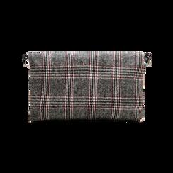 Pochette in tweed, Primadonna, 122900122TSNEGRUNI, 002 preview
