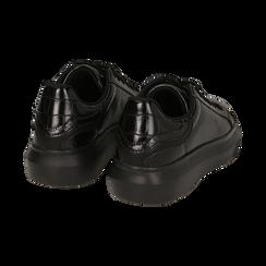 Sneakers nere stampa vipera , Primadonna, 162602011EVNERO036, 004 preview