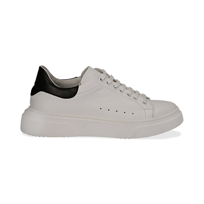 Sneakers Primadonna In Pelle Bianconere Collection Donna STvrwSgqx7