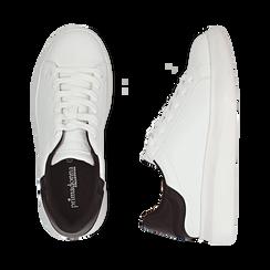 Zapatillas color blanco/negro, Primadonna, 162602011EPBINE035, 003 preview
