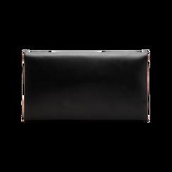 Pochette nera in ecopelle, Borse, 123306750EPNEROUNI, 002 preview