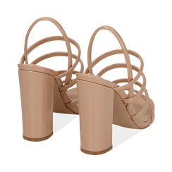 WOMEN SHOES SANDAL EP-PATENT NUDE, PROMOTIONS, 152760849VENUDE038, 004 preview