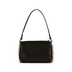 Mini bag nera con pietre, Primadonna, 15F520054ETNEROUNI, 003 preview