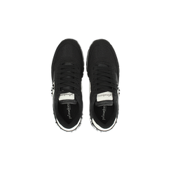Sneakers nere color block, Scarpe, 122618834MFNERO, 004 preview