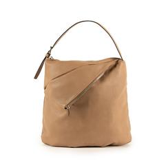 Maxi-bag beige in eco-pelle, Primadonna, 151990171EPBEIGUNI, 001 preview