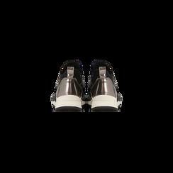 Sneakers nere in lycra con fascia elastica, Primadonna, 121617843LYNERO, 003 preview