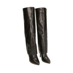 Bottes noir, talon de 11 cm, Primadonna, 182146865EPNERO036, 002a