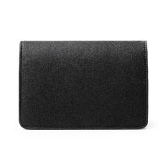 Borsa nera glitter, Primadonna, 145122414GLNEROUNI, 003 preview