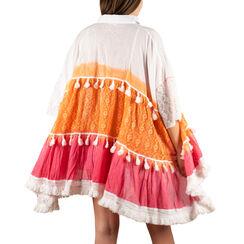 Caftano arancio in tessuto, Primadonna, 150500501TSARANUNI, 002 preview