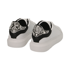 Sneakers blanches, Primadonna, 162602011EPBIAN035, 004 preview