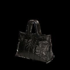 Sac duvet noir en tissu, Primadonna, 165122907TSNEROUNI, 002a