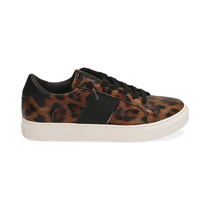 Sneakers léopard , Primadonna, 162619071EPLEMA035