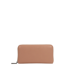 Portafoglio nude in ecopelle  con 14 vani, Saldi, 122200896EPNUDEUNI, 001a
