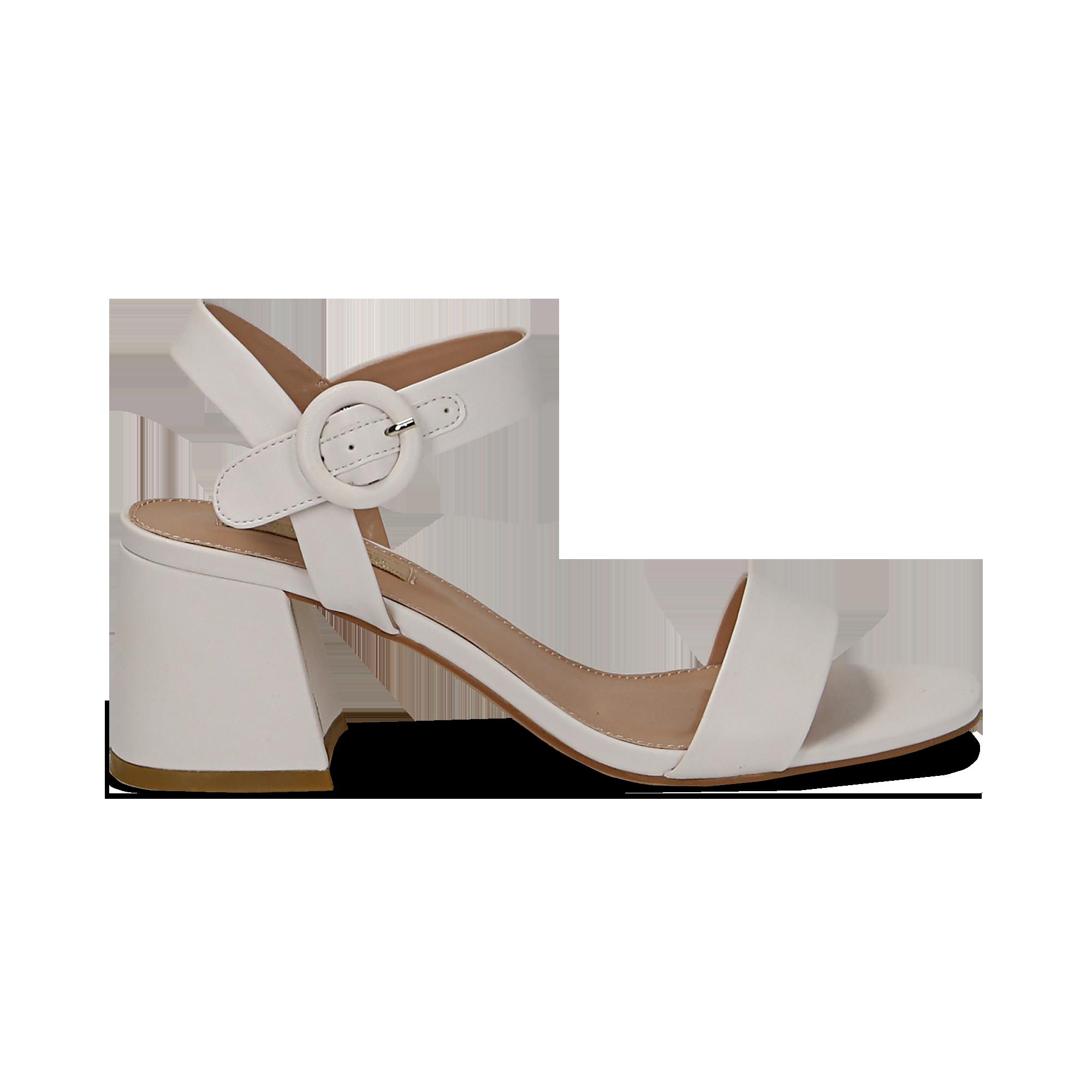 donnaPrimadonna trapezio 6 cm bianchitacco Sandali Collection tsChQdrx