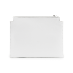Bolsita en eco-piel color blanco, Bolsos, 155122634EPBIANUNI, 003 preview