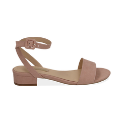 CALZATURA FLAT MICROFIBRA NUDE, Chaussures, 154819193MFNUDE037, 001 preview