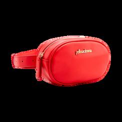 Marsupio in ecopelle rosso, Borse, 113309843EPROSSUNI, 002 preview