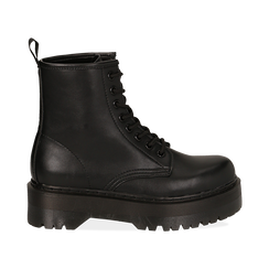 Amphibiens platform noirs, Primadonna, 162800001EPNERO037, 001 preview