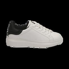 Zapatillas color blanco/negro, Primadonna, 162602011EPBINE035, 001 preview