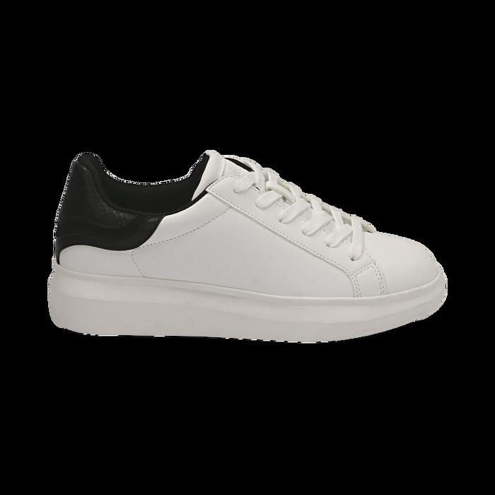 Zapatillas color blanco/negro, Primadonna, 162602011EPBINE035