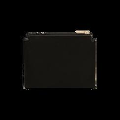 Bustina nera in microfibra , IDEE REGALO, 165122634MFNEROUNI, 003 preview