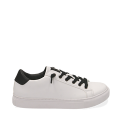 Zapatillas color blanco, Primadonna, 162600308EPBIAN035, 001a