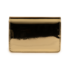 Borsa oro effetto mirror, Primadonna, 155122414SPOROGUNI, 003 preview