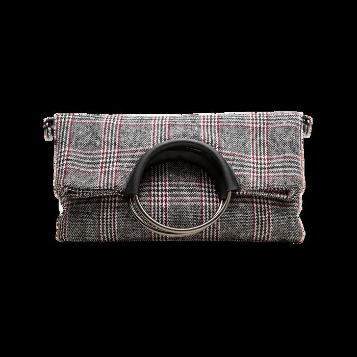 Pochette in tweed, Primadonna, 122900122TSNEGRUNI