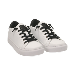 Zapatillas color blanco, Zapatos, 162600308EPBIAN036, 002 preview
