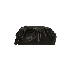 Maxi clutch nera, GIFT IDEAS, 165122668EPNEROUNI, 001 preview