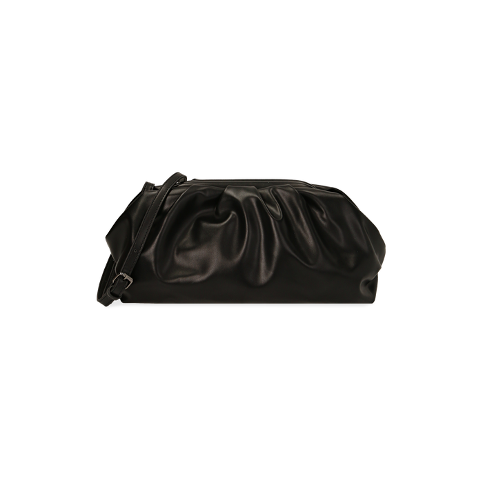 Maxi clutch nera, GIFT IDEAS, 165122668EPNEROUNI