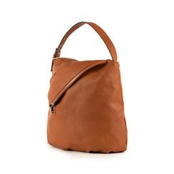 Maxi-bag  cuoio in eco-pelle, Primadonna, 151990171EPCUOIUNI, 004 preview